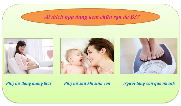 Kem chữa rạn da B3 Body Part Line Treatment